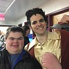 Gaston from Beauty and the Beast.  SHS  April 2018