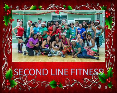 Second Line Christmas Party Dec 19, 2017