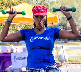 Second Line Fitness March 24, 2018