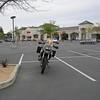 Hey, that looks like Z's bike. His Jeep must be taking a break.