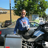 Why is Don Wilson smiling? Well, because he is a Norcal Member and oh, Yeah! This is his new Triple Black GS.<br /> CONGRATULATIONS!