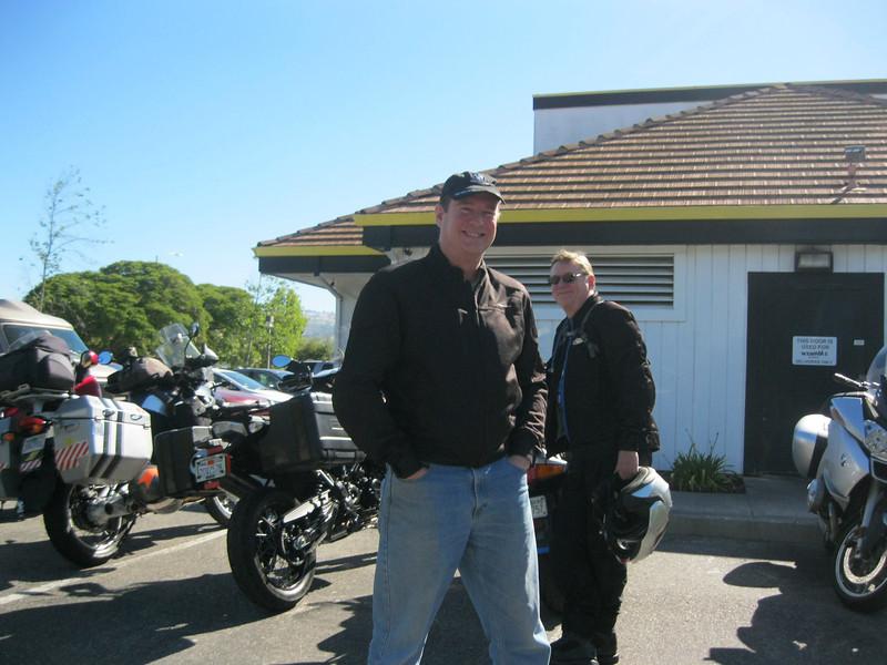 Jim Lucas & Bill Hall