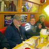 Lee Fulton, Mike Rogerson, Rick Klain, Alan & Carol Huntzinger.