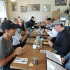 Reno Garcia, Jim Irvine, Bob Berner, Jacob Galina, Don Alexson, Jim Lucas, Michael Okada.