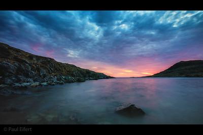 Fogo Island Summer Solstice Sunset