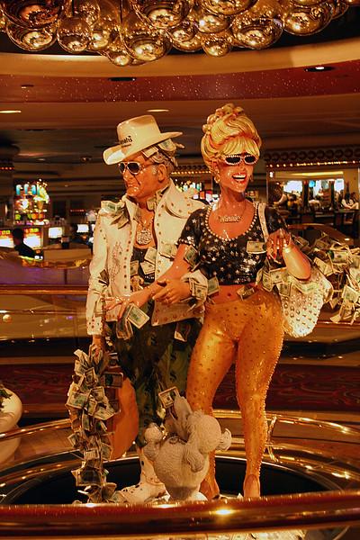 Buck 'n Winnie, Harrah's Las Vegas