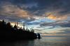 Shovel Point sunrise