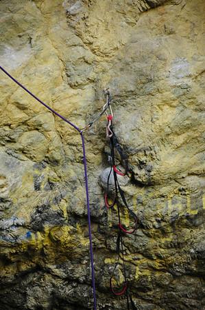 Secret Climbing Area