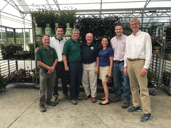 Secretary of Agriculture Visit