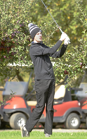 Section 2 golf NYSPHSAA final qualifying round, Friday, Oct. 12, 2018