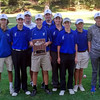 Section II Class A golf tournament at McGregor Links