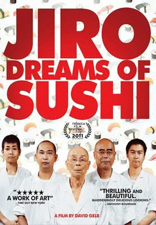 Sushi: This seems to be more about passion than Sushi. How one man dedicates his life to making sushi.