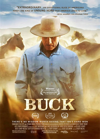 "Animals: If you love horses this might be your favorite movie. A great watch for anyone. ""Buck"""