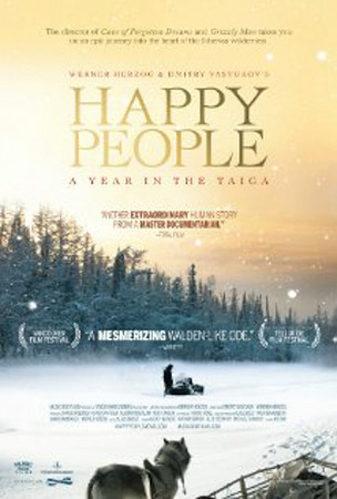 "Outdoors: A film documenting the simple life of those in the Taiga (Russia) I'm not sure this if for everyone but if you like hunting or fishing you will enjoy this. ""Happy People"""