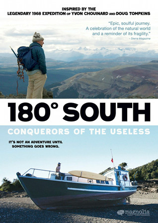 "Travel: A man's journey through Patagonia. A must watch for any wanderlust. ""180 South"""