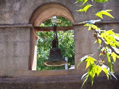Tlaquepaque Church Bell