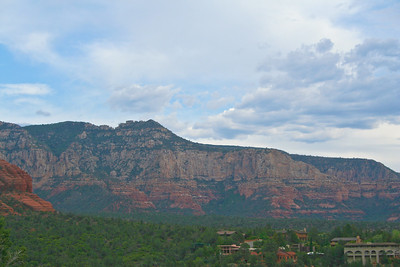 Sedona Grows Near Red Rocks