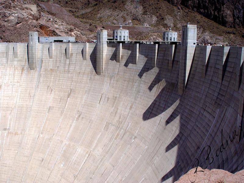 Photo by Robert Bodnar...................................Hoover Dam