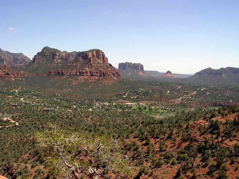 Photo By Robert Bodnar.....................................Sedona Rock Formation