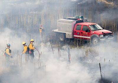 Sedona Hills Fire Coverage July 22, 2016