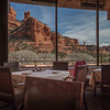 Enchantment Resort Dining Room View