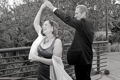Curtis and Janice at the Sedona Creative Life Center
