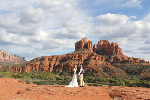 Secret Slick Rock Weddings