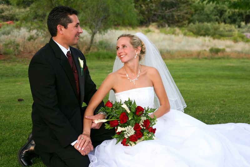 Oak Creek Country Club Wedding