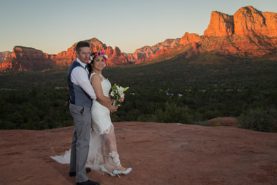 Yavapai Vista Wedding Location