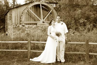 Michael & Sharon at Crescent Moon Ranch