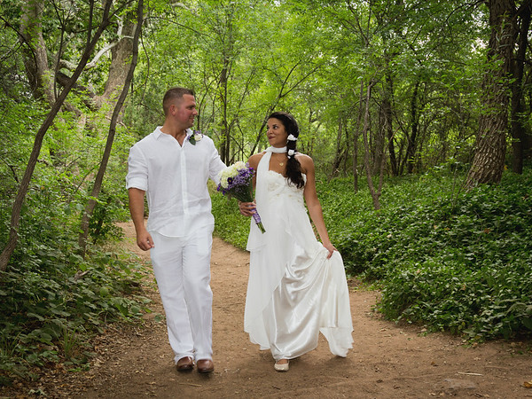 Sedona Elopement Weddings  Photos 1.5 Hour  Package