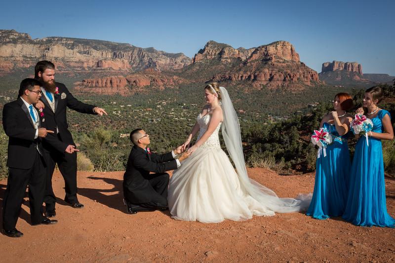 Airport Vortex Weddings