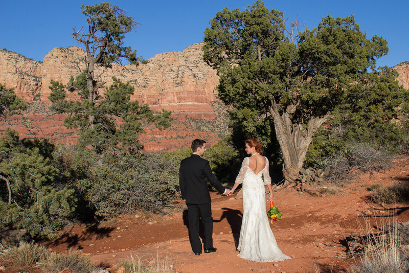 Bell Rock Sedona Weddings