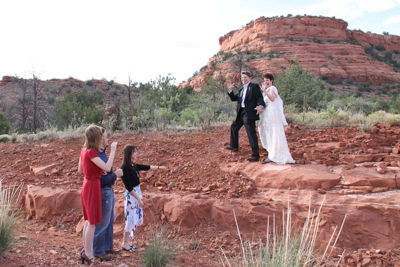 Elopements in the Red Rocks