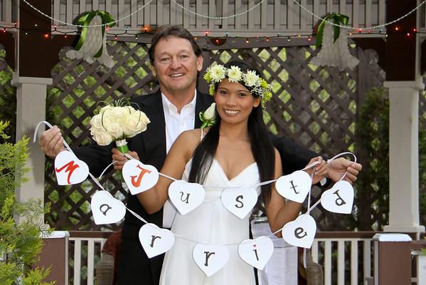 Jocelyn & Charlie's Wedding at Oak Creek Terrace