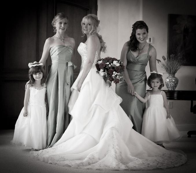Private Residence Wedding in Sedona