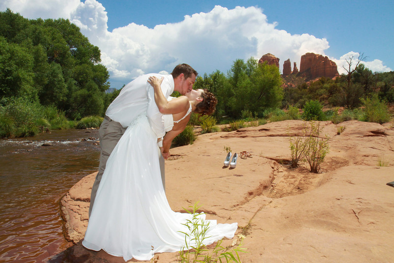 Red Rock Crossing Weddings