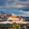 Clearing Storm - Sedona, Arizona