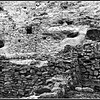 Detail of stonework around Montezuma Castle