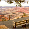 View from the Grand Canyon's south rim - 1