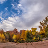 Cathedral Rock - Oak Creek - Fall in Sedona - 03