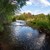 Red Rock Crossing in Sedona, Arizona