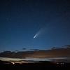 Neowise Comet Over Sedona