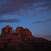Starry Night Cathedral Rock