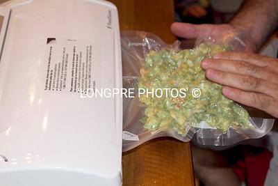 Vacuum package of Cascade Hops.  2 oz.