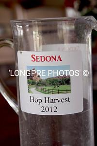 Pitcher....2012 'SEDONA HOP HARVEST'
