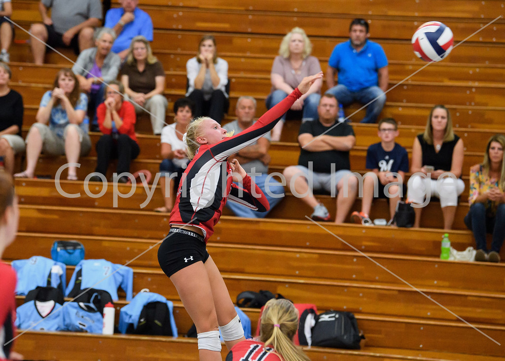 Marshfield Volleyball 2017-18