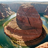 Horseshoe Bend of the Colorado River near Page, AZ