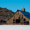 One of my favorite La Plata County barns.