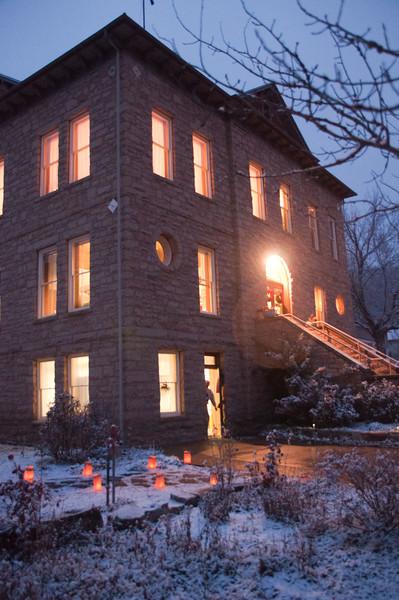 1906 Animas City School houses the Animas Museum.